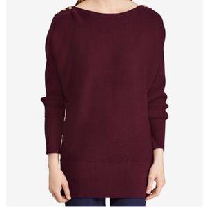 Lauren Ralph Lauren Petite Classic Sweater, MP NWT